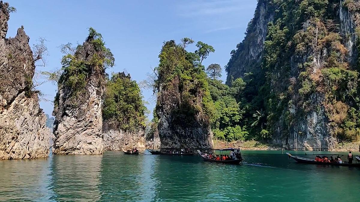 4 dagen naar zuid-Thailand