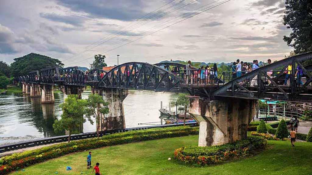 Dagtour naar Kanchanaburi